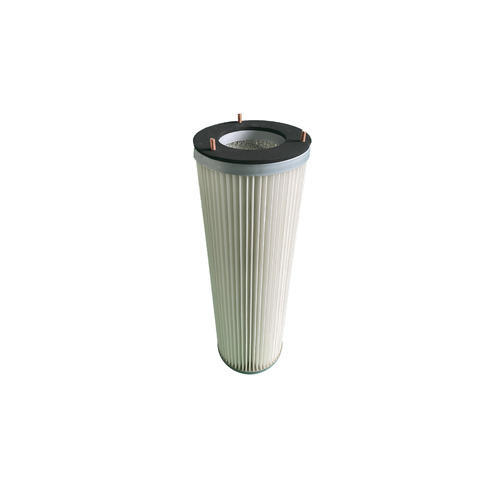 Three-bolt filter cartridge